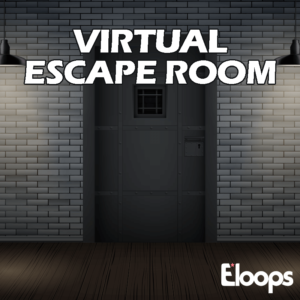 virtual escape room game